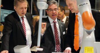 LogiMAT 2016 als Schauplatz der Innovationen