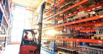 3PL-Dienstleister verkürzen Prozesse im Warenlager