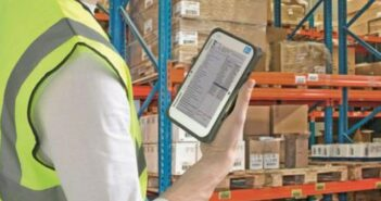 Panasonic Toughpad FZ-M1: Robustes Tablet fürs Lager