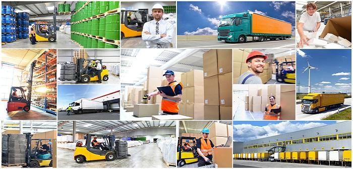 Menschen und Berufe in der Logistik- und Transportbranche: Arbeitsfelder im Logistikbereich