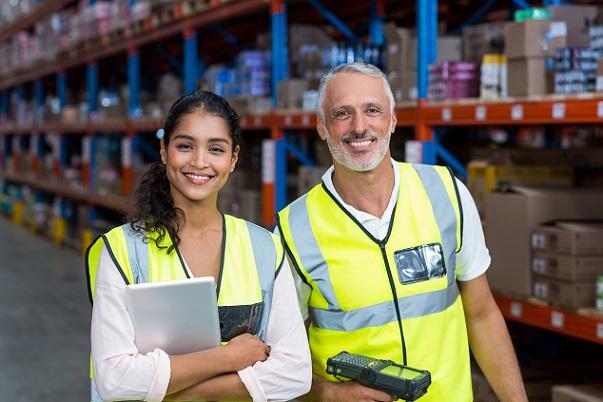 SAP Lagerverwaltung erleichtert auf jeden Fall den Arbeitsalltag.