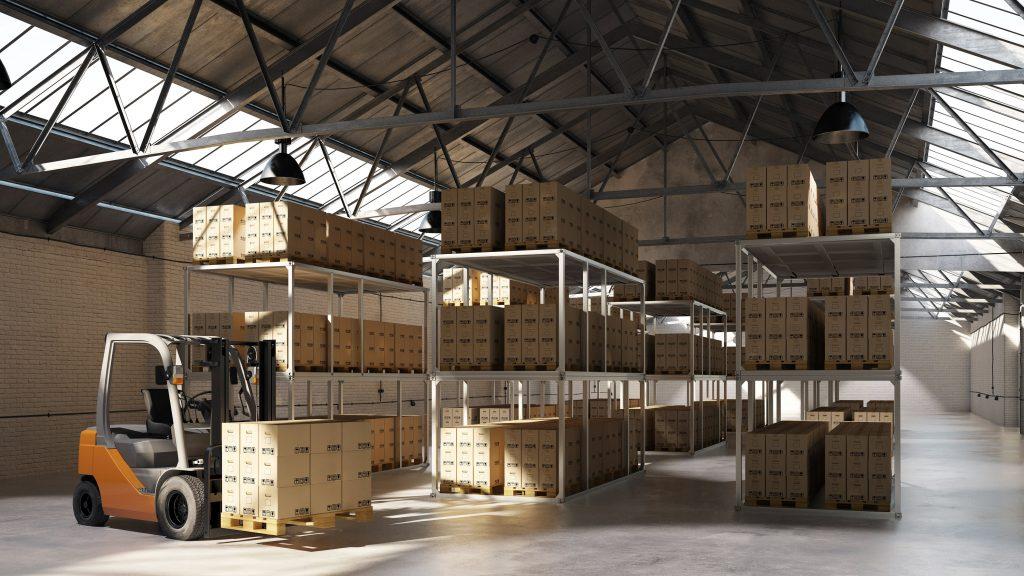 Die Regale werden mit unterschiedlichen Waren befüllt, kalr das die Regale genauso unterschiedlich und individuell sein müssen