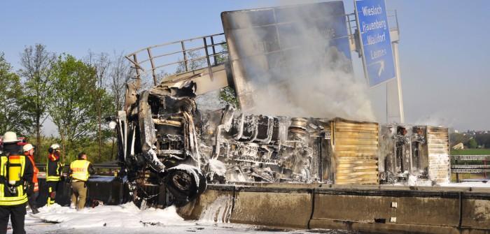 LKW-Lenkzeiten: Vorgaben zu Lenk- und Ruhezeiten sollen Zahl der Unfälle verringern