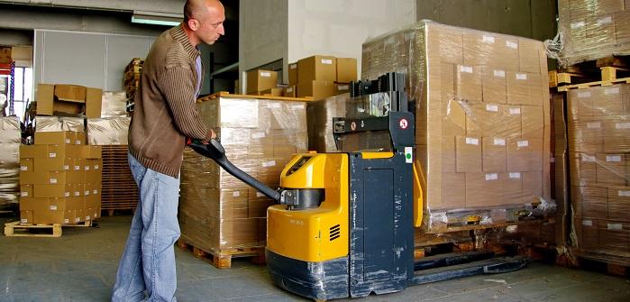 Arbeitsstellen für Lagerarbeiter: Die Logistik-Branche boomt!