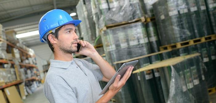 Kostensenkung bei der Produktion & Lagerung durch Produktkennzeichnung