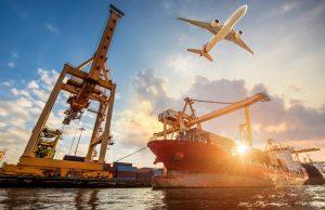Güterverkehr: Schiffe profitieren von den ungeheuren Ladekapazitäten. Schüttgüter und Güter in großen Stückzahlen sind auf dem Schiff zuhause. (#4)