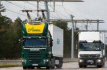 Elektro-Lastwagen: Fraunhofer-Studie stellt Oberleitungs-Lkw als sinnvolle Logistik-Lösung vor