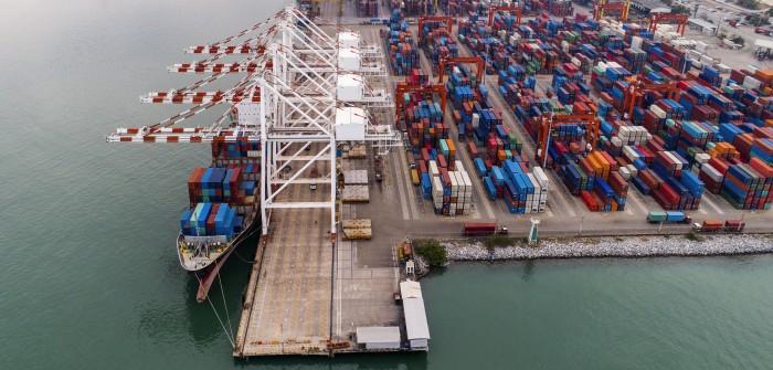 RWI/ISL-Containerumschlag-Index: Weltweiter Container-Umschlag zeigt weiter nach oben