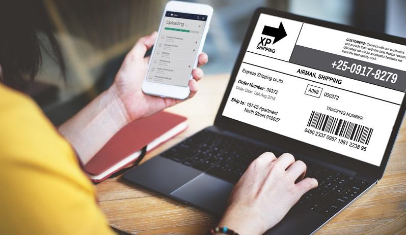 Es klingt fast selbstverständlich, ist aber gerade bei Auslandspaketen sehr wichtig: Paket Tracking sollte man immer verfolgen, da bei Lieferungen ins und aus dem Ausland immer mal was schiefgehen kann. (#03)