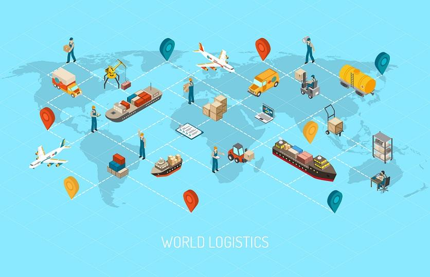 Distribution, umfasst das Lagern und der Transport des Produktes zum Kunden.(#02)