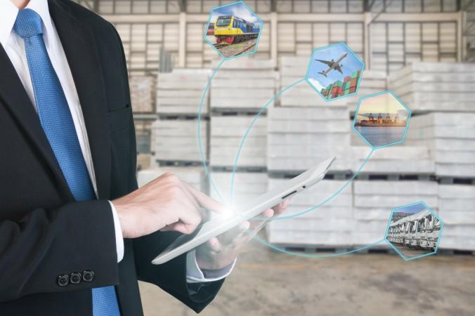 Die weltweite Optimierung der Wertschöpfungsprozesseläuft nur unter Verwendung der Digitalisierungstechnik. (#1)