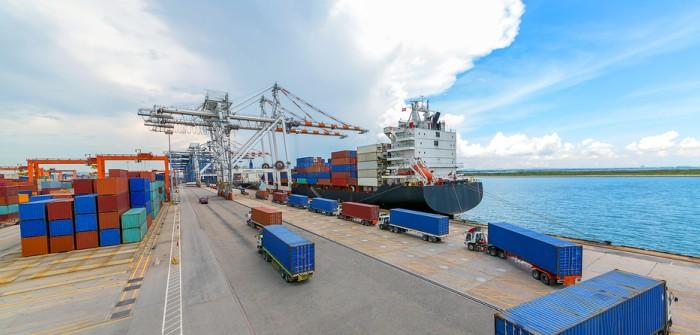 RWI/ISL-Containerumschlag-Index: Aufwärtstrend für den Welthandel hält an