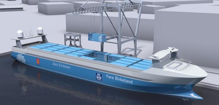 Autonome Frachtschiffe: Die Seefracht der Zukunft fährt ohne Besatzung