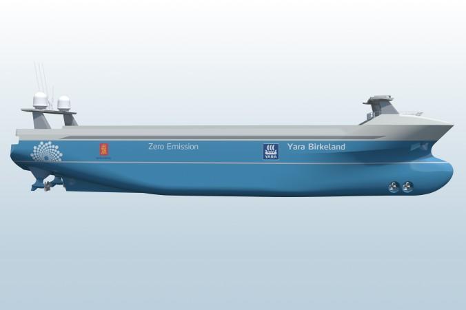 Beweglich Antriebsgondeln am Heck und Bugstrahlruder sorgen dafür, dass das Schiff auch ohne Schlepperhilfe an- und ablegen kann. (#2)