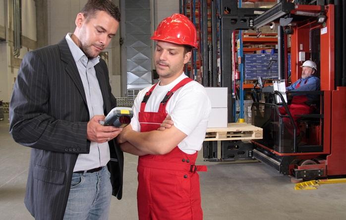 Die kurz- und langfristigen Ziele in der Logistikbranche sind eng mit der Digitalisierung und der Industrie 4.0 verknüpft. (#02)