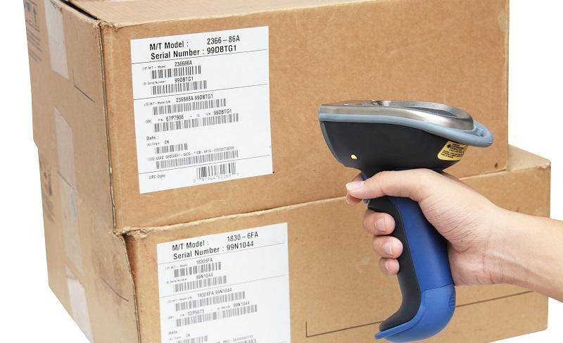 Die Etiketten lassen sich heute leicht selbst gestalten, während selbst die Generierung von Barcodes und der Erwerb eines Scanners nicht mühsam sind. (#03)