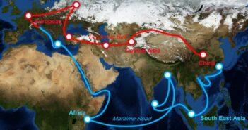 DACHSER: Neue Seidenstraße und Transsibirische Route als Brücke nach Asien