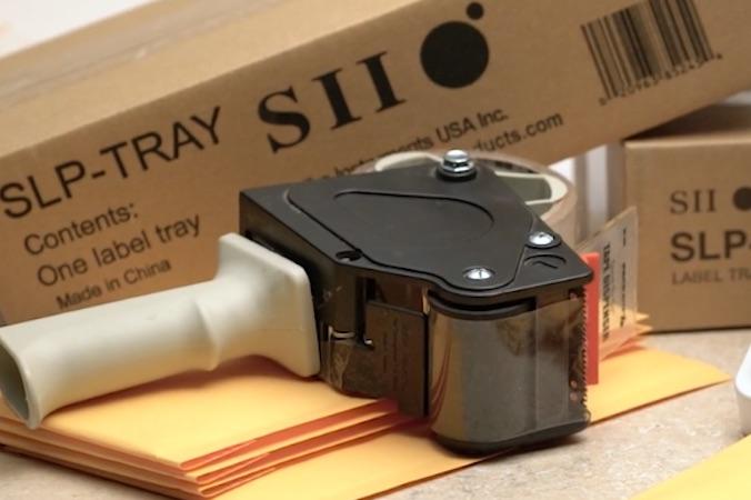 Seiko Instruments ist auch als Hersteller innovativer Drucker bekannt.