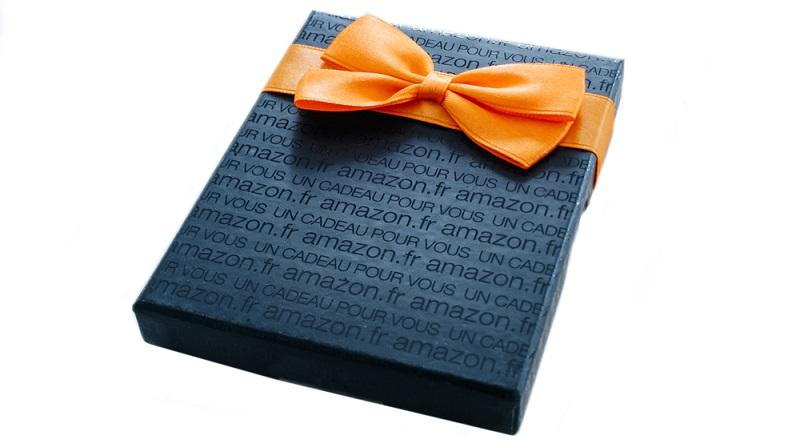 Wenn Sie ein Geschenk benötigen, können Sie dieses ebenfalls schnell und einfach bei Amazon bestellen. Indem sie es als Geschenk markieren, lassen Sie es direkt an den Empfänger liefern. (#02)