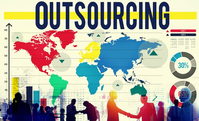 Ist die Lageroptimierung nicht zur Zufriedenheit durchführbar, kann nur noch das Outsourcing helfen. (#04)