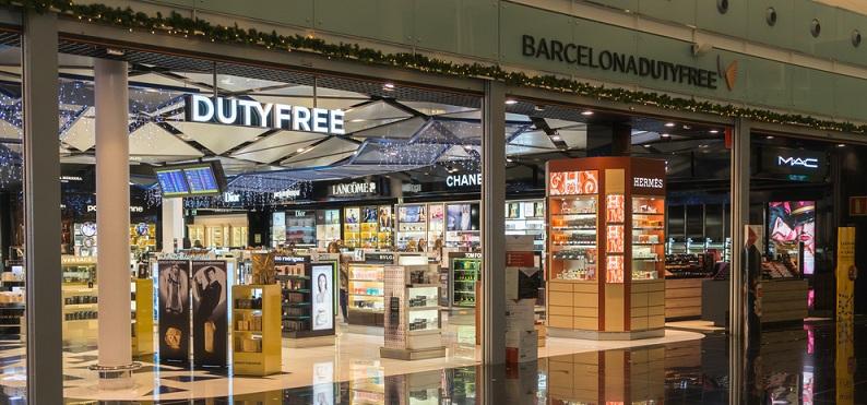 Zollfrei einkaufen im Dutyfree ist nur auf dem Flughafen möglich. (#04)