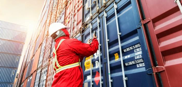 RWI/ISL-Containerumschlag-Index im April 2018: Leichte Erholung