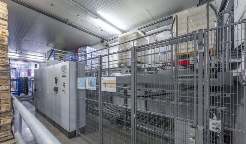 Eine effiziente Paletten-Fördertechnik spart wertvolle Zeit und sorgt für mehr Effizienz im täglichen Betrieb. (#2)