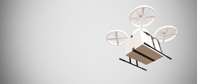 Um bestellte Medikamente zuverlässig liefern zu können, hat DHL als Logistikdienstleister in Kooperation mit Wingcopter (Hersteller von Drohnen) und im Auftrag des Bundesentwicklungsministeriums sowie zusammen mit der Deutschen Gesellschaft für die Internationale Zusammenarbeit ein Pilotprojekt gestartet, bei dem die Menschen aus der Luft mit Medikamenten versorgt werden.