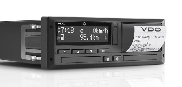 Digitaler Tachograph 2019: Continental als erster Anbieter mit Typengenehmigung