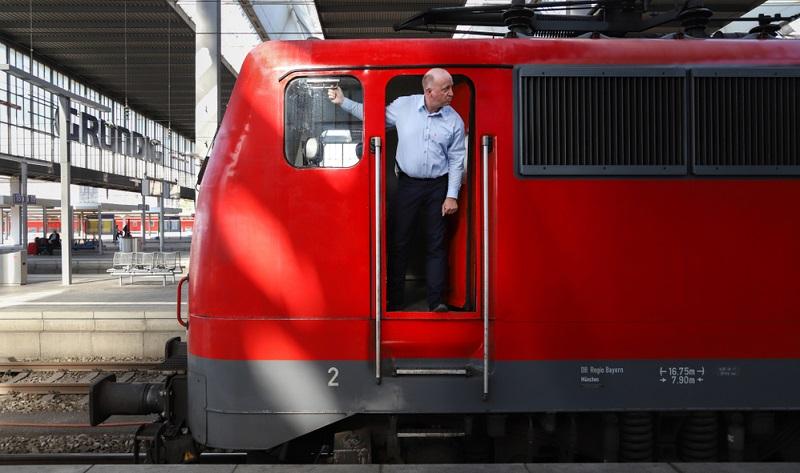 Fahrzeugführung im Eisenbahnverkehr die Vakanzzeit ist schon sehr lange (#02)