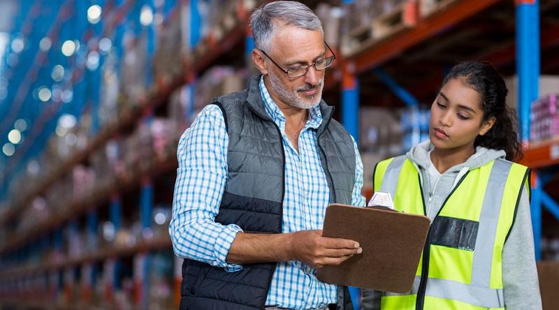 Wie in anderen Bereichen auch gibt es in der Logistik verschiedene Lohngruppen.