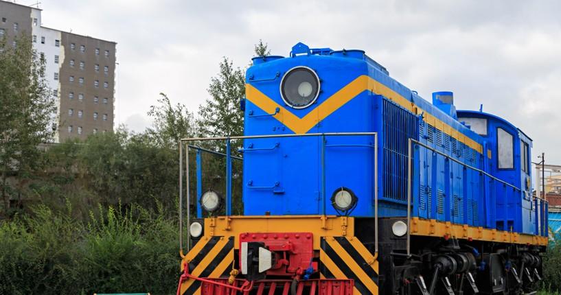 Die Bahnstrecke über Ulan Bator ist die präferierte Variante der chinesischen Regierung. (#1)