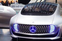 Mercedes F 015: Sieht so das Auto der Zukunft aus?