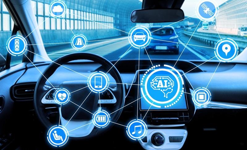 Die Vernetzung verbessert die Sicherheit und die Effizienz im Straßenverkehr