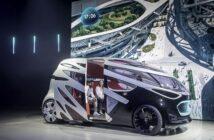 Autonomes Fahren Mercedes: das neueste Konzeptfahrzeug