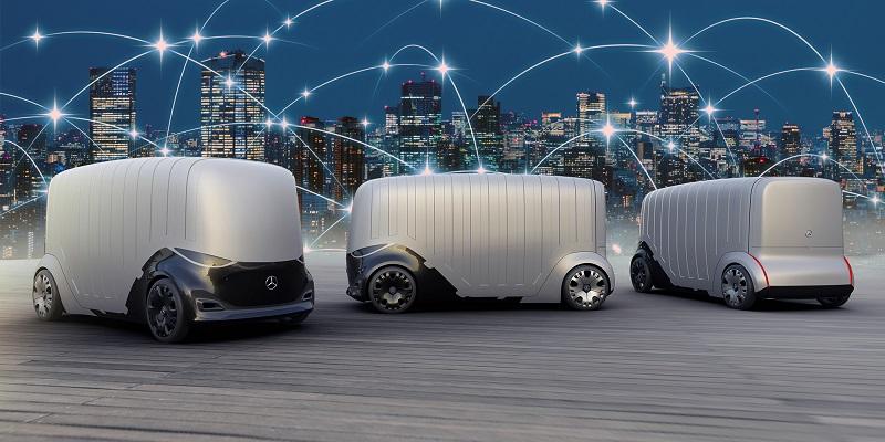 Der Vision Urbanetic ist auch mit Cargo-Modul erhältlich