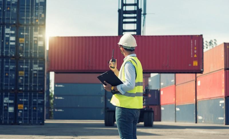 Der Anbieter EURO-LOG stellt den Firmen eine App für das Behältermanagement zur Verfügung.