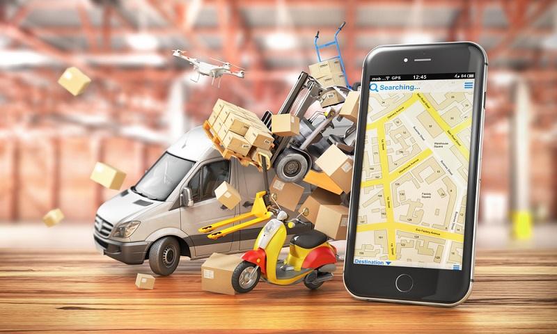 Mit den modernen Logistik Apps steht den Firmen ein Instrument zur Verfügung, das bequem und vor allem mobil mit jedem Smartphone genutzt werden kann.