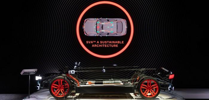 Smart Vehicle Architecture ( Bildnachweis Aptiv)