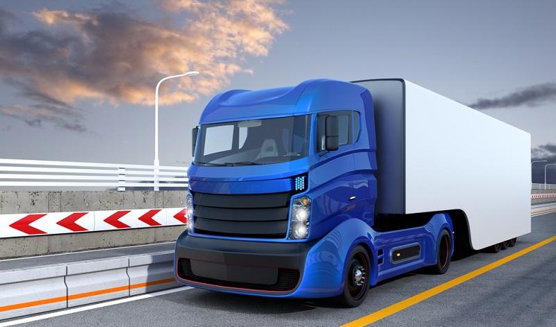 Was ist mit dem autonomen Fahren? Werden dann Führer von Lkw nicht überflüssig? ( Foto: Shutterstock- Chesky )