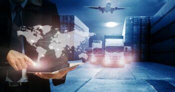 Digitalisierung in der Logistik: Warum sie nur von außen kommen kann (Foto: shutterstock - MNBB Studio)