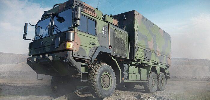 Rheinmetall: Logistikfahrzeuge für die Bundeswehr (Foto: Rheinmetall)