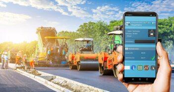 Die neue TEOS®-App: ein Gewinn für das Fuhrpark-Management ( Foto: TachoEASY )