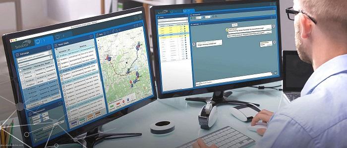 Da alle Daten live einsehbar sind, erfolgt die Kommunikation mit dem Fahrer effizienter. ( Foto: TachoEASY )