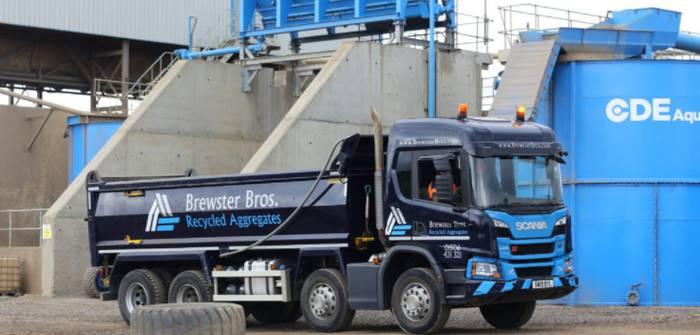 Brewster Bros: Erfahrungen mit Tracking für Fuhrpark und Fahrerverhalten (Foto: BigChange/Brewster)
